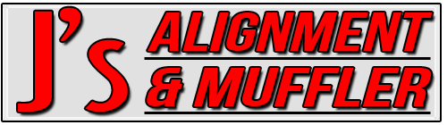 J's Alignment & Mufflers - logo